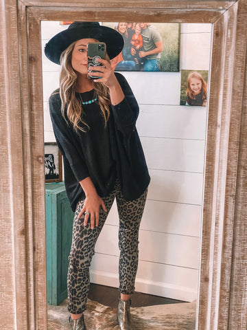 Perry Leopard Pants
