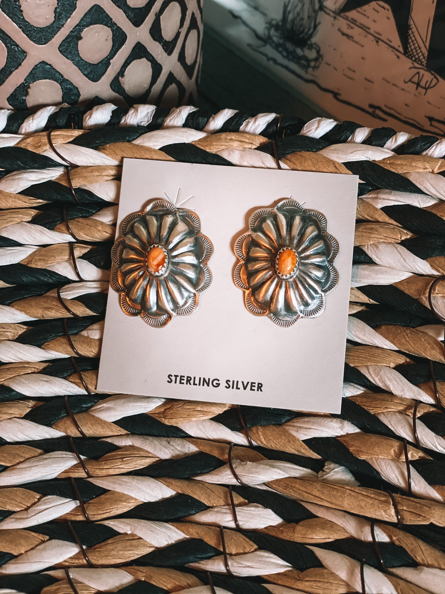 Lovell Concho Earrings