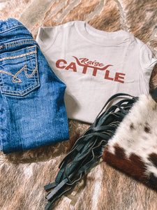 Raise Cattle tee
