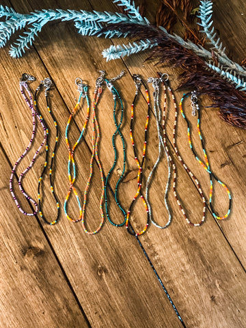 Beaded Chokers