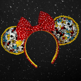 Mickey and Friends Inspired Minnie Ears