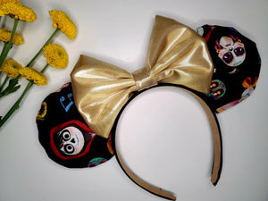 Coco Inspired Minnie Ears