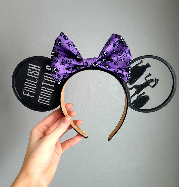 Foolish Mortals 3D Printed Ears