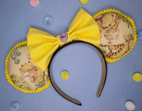 Winnie the Pooh Inspired Minnie Ears
