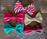 Red Peppermint Minnie Ears