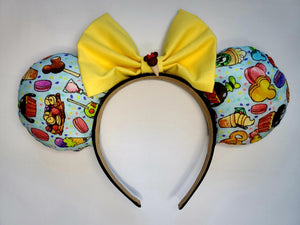 Disney Snacks Inspired Minnie Ears