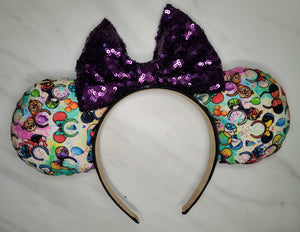 All the Minnie Ears Inspired Minnie Ears