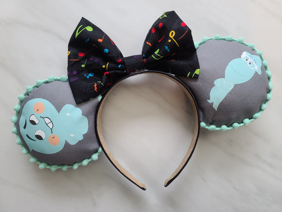 Soul Inspired Minnie Ears