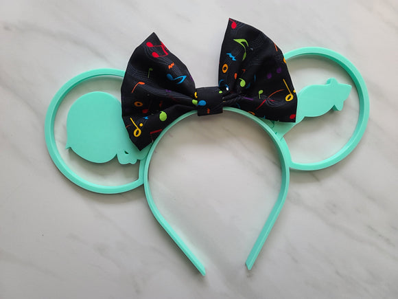 Soul 3D Inspired Minnie Ears