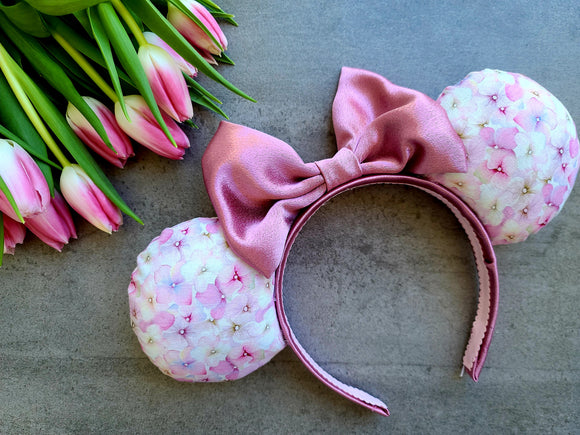 Full Bloom Inspired Minnie Ears