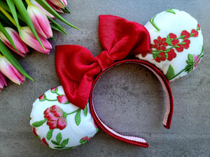 Enchanted Forests Inspired Minnie Ears