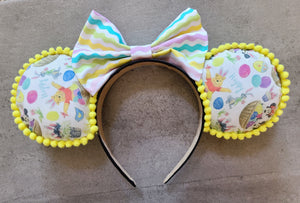 Easter Inspired Minnie Ears
