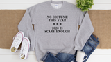 2020 is Scary Sweatshirt