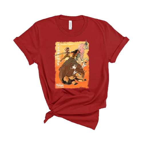 Raya and the Last Dragon T-Shirt