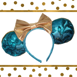 Jasmine Inspired Minnie Ears