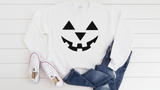 Pumpkin Faces Sweatshirt
