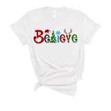 Believe Christmas T-Shirt