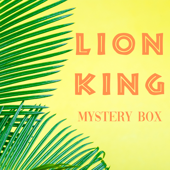 Lion King Mystery Box