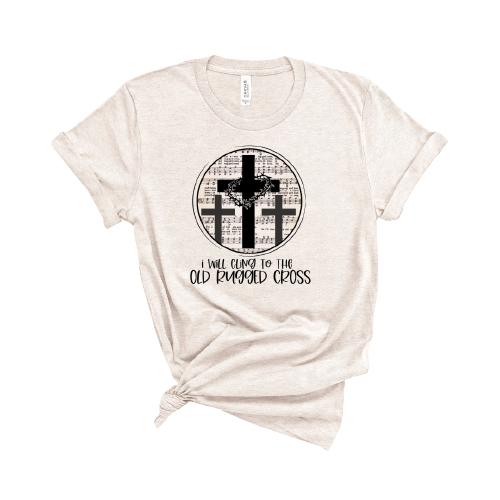Old Rugged Cross T-Shirt