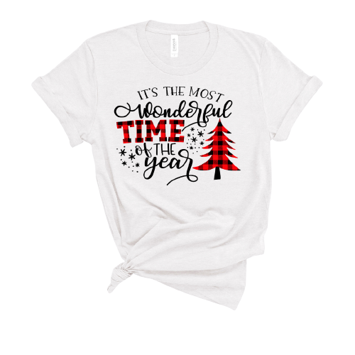 Most Wonderful Time of the Year T-Shirt