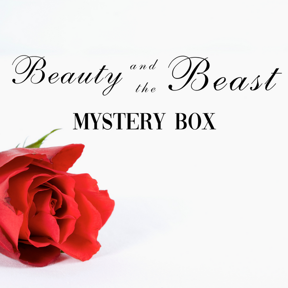Beauty and the Beast Mystery Box
