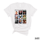 All of my Favorite Christmas Movies T-Shirt