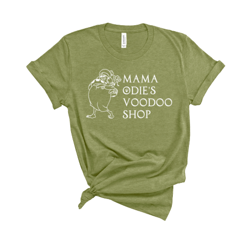 Mama Odie VooDoo Shop T-Shirt