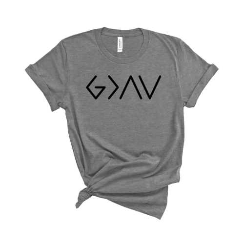 God is Greater T-Shirt