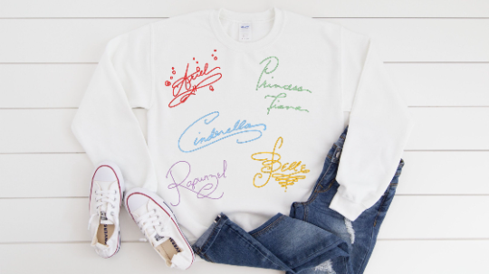 Princess Autograph Sweatshirt