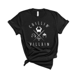 Chillin' Like a Villain T-Shirt
