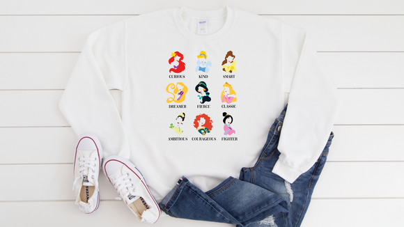 Princess Sweatshirt