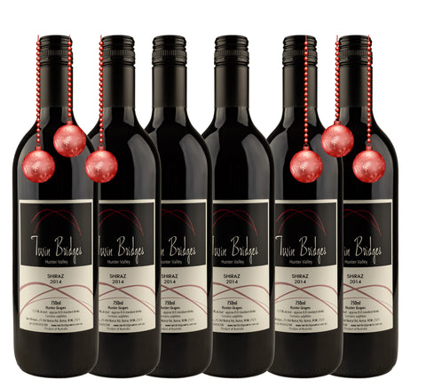 Christmas Shiraz 6 Pack