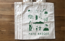 TOTE BAG - Pays Basque Vert