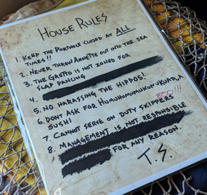 House Rules - East Coast