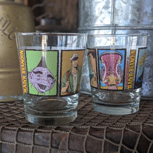 Untold Adventures Mai Tai Glasses - Set 1