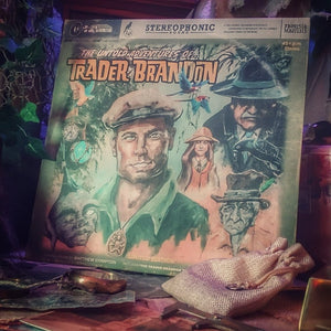 Trader Brandon Vinyl Soundtrack + Digital Download