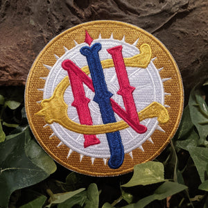 JNC Patch 4""