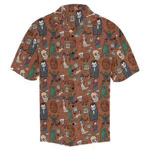 IT'S ALIVE Aloha Shirt