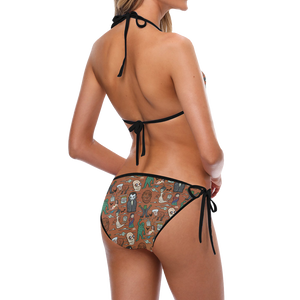 IT'S ALIVE Womens Bikini