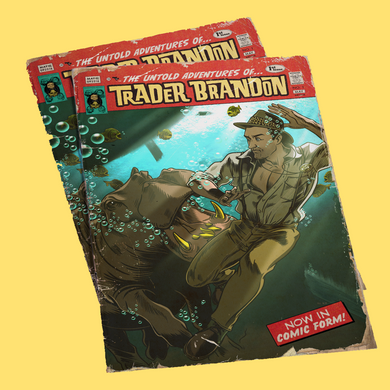 The Untold Adventures of Trader Brandon - Issue One