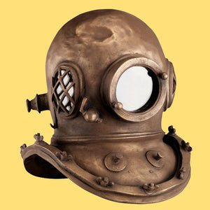 Deep Sea Dive Helmet replica