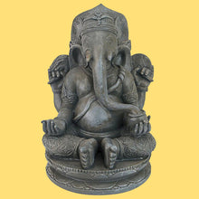 Load image into Gallery viewer, Lord Genesha Elephant Statue
