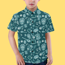 Load image into Gallery viewer, Sam's Favorites Youth Aloha Shirt