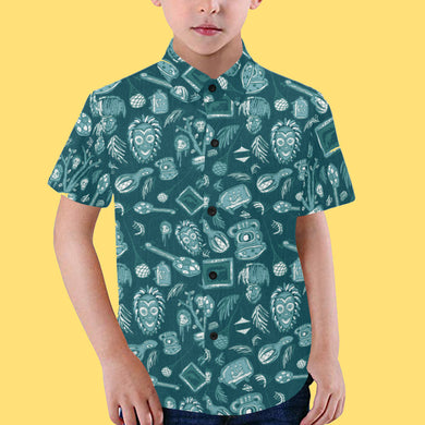 Sam's Favorites Youth Aloha Shirt