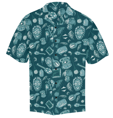 Sam's Favorites Aloha Shirt