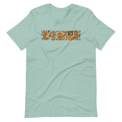 Sam's Favorites Orange Unisex T-Shirt