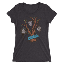 Load image into Gallery viewer, Family Tree Ladies' short sleeve t-shirt
