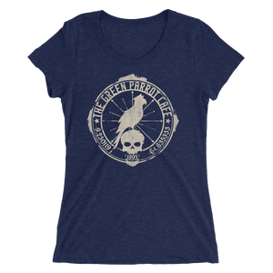 Green Parrot Cafe Ladies' short sleeve t-shirt