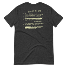 Load image into Gallery viewer, West Coast House Rules Unisex T-Shirt