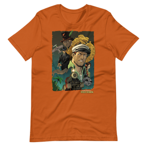 Untold Adventures Short-Sleeve Unisex T-Shirt